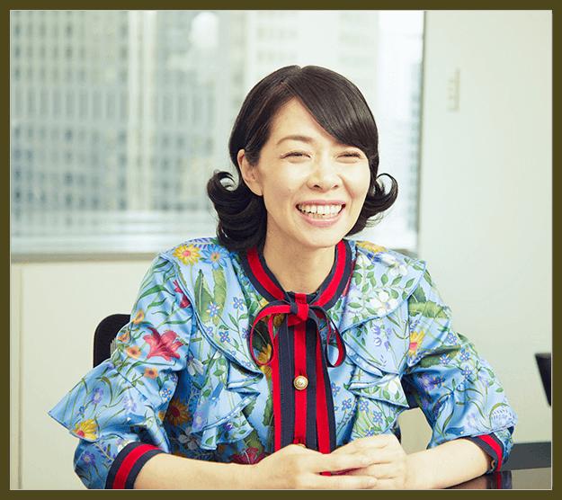 ブリストル・マイヤーズスクイブ株式会社の執行役員である辻和美さんのイメージ