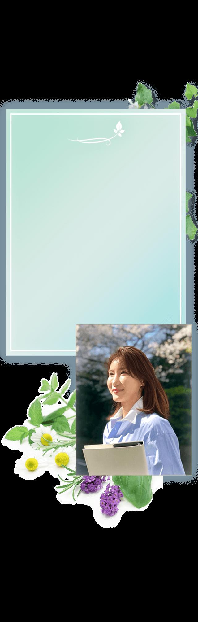 女性MRコンサルのフラームジャパンの代表写真