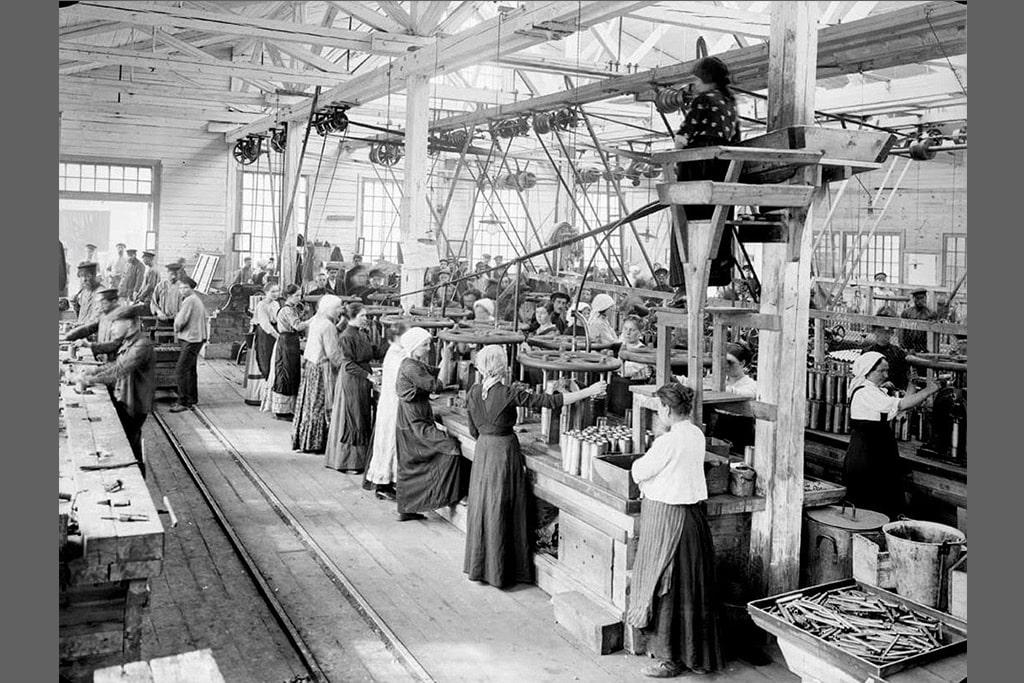産業革命期