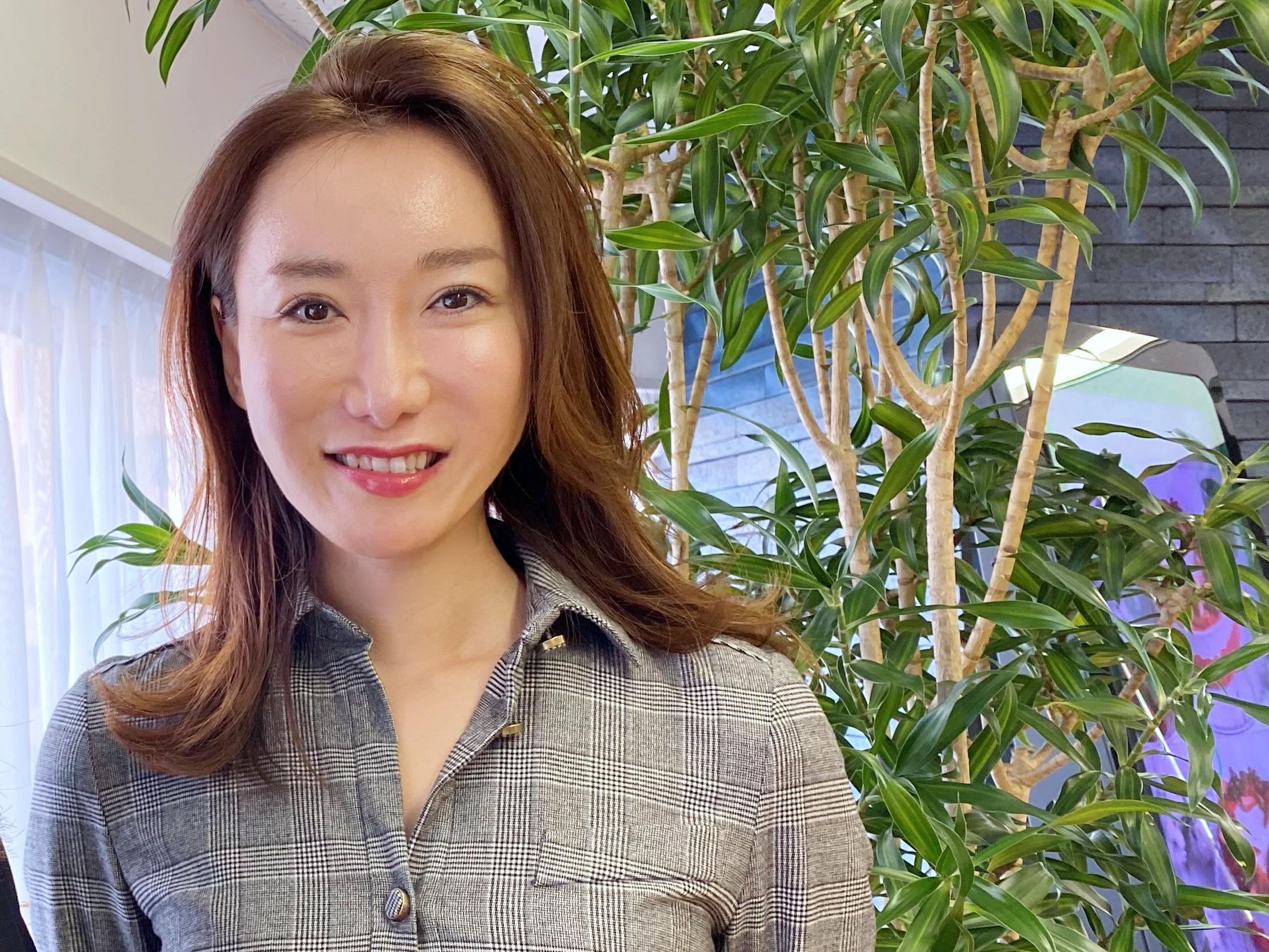 飯嶋真美特別インタビュー:「自立した女性」画像