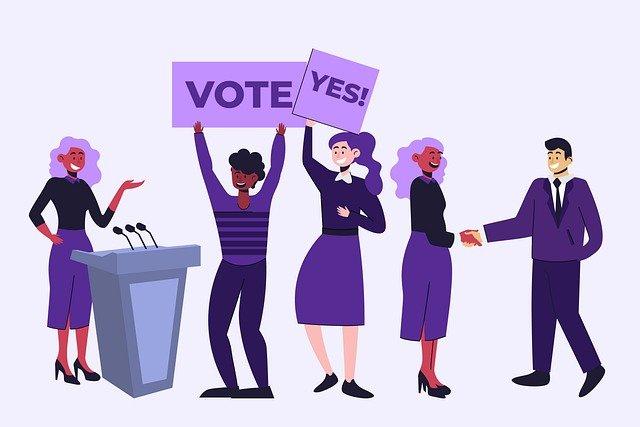 女性選挙権